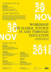 Global Justice in and Through Education Program