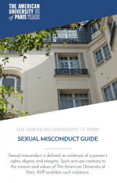 2019 Sexual Misconduct Guide